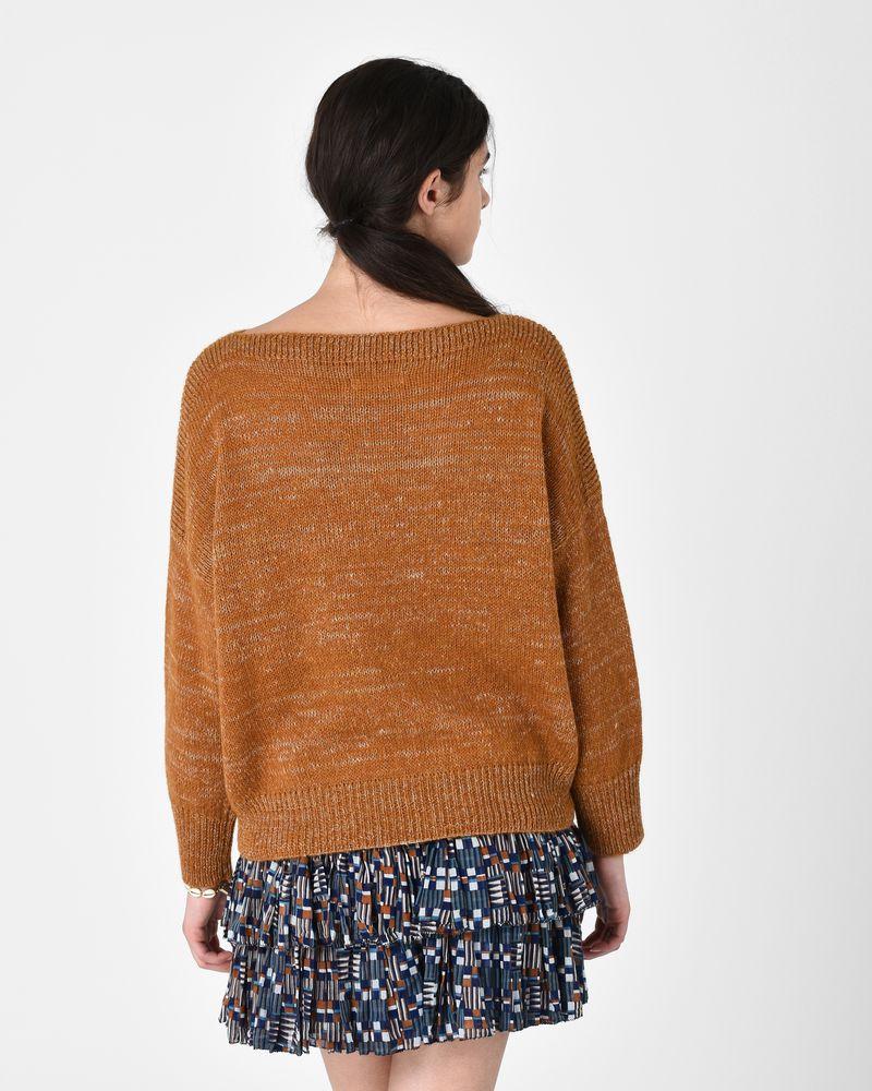 GRACE oversize knit jumper ISABEL MARANT ÉTOILE