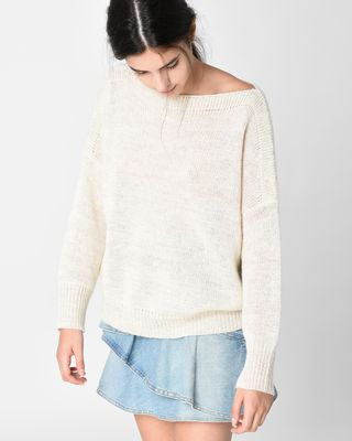 GRACE oversize knit jumper