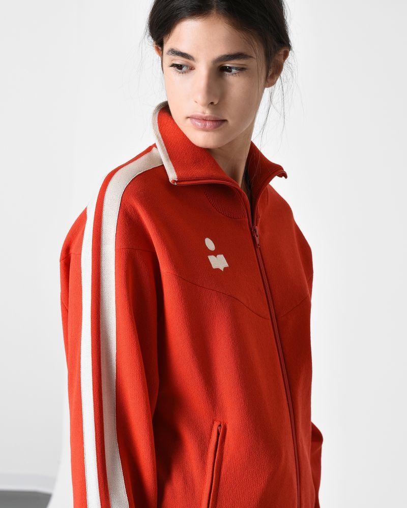 DARCY zipped jacket ISABEL MARANT ÉTOILE
