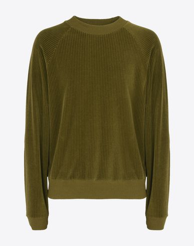 MAISON MARGIELA Sweatshirt U Chenille sweatshirt f