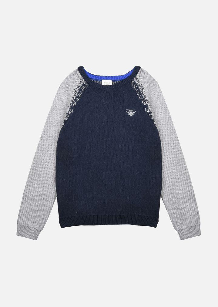 98af015d60068e Sweater | Kid | Armani Junior