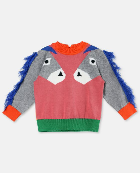 Lucky Donkeys Jumper