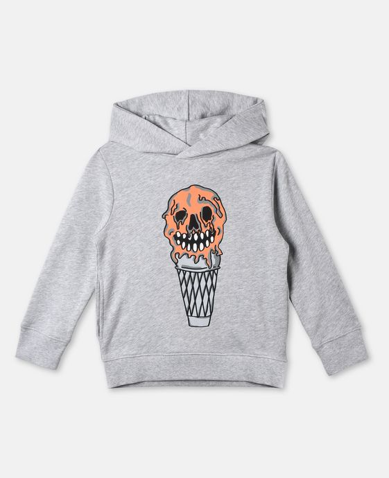 Heath Ice Cream Print Hoodie