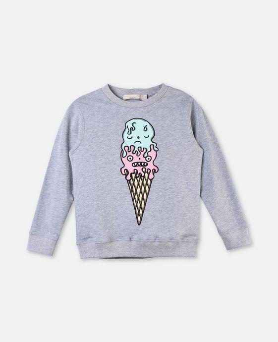 Betty Ice Cream Print Jumper