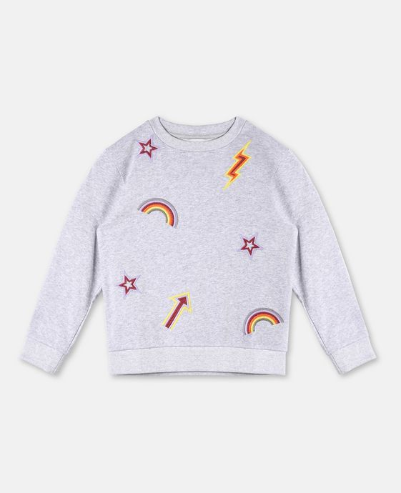 Betty Embroidery Jumper
