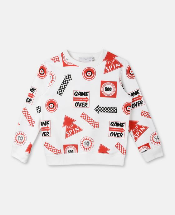 Biz Games Print Jumper