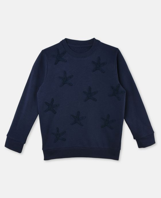 Betty Starfish Sweater