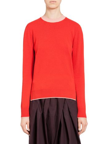Marni Knit in cashmere Woman