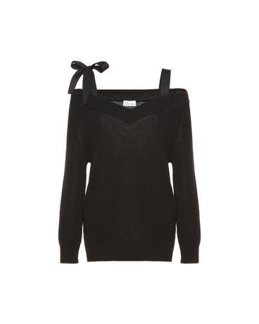 REDValentino PR3KC1533KD 0NO Knit Sweater Woman a