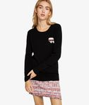 Karl Love Cashmere Sweater