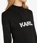 KARL LAGERFELD Ikonik Karl Fitted Sweater 8_e