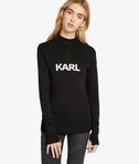 Ikonik Karl Fitted Sweater