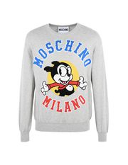 Short sleeve sweater Man MOSCHINO