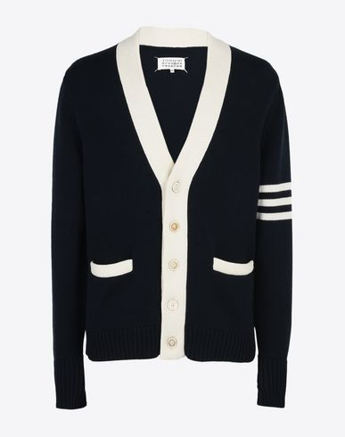 MAISON MARGIELA Cardigan U Cotton cricket cardigan f