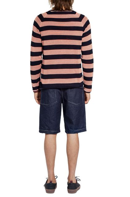 MISSONI Crew-neck Dark blue Man - Front