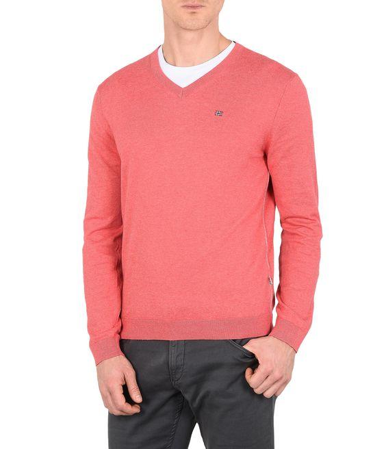 NAPAPIJRI DECATUR V NECK V-neck sweater Man f