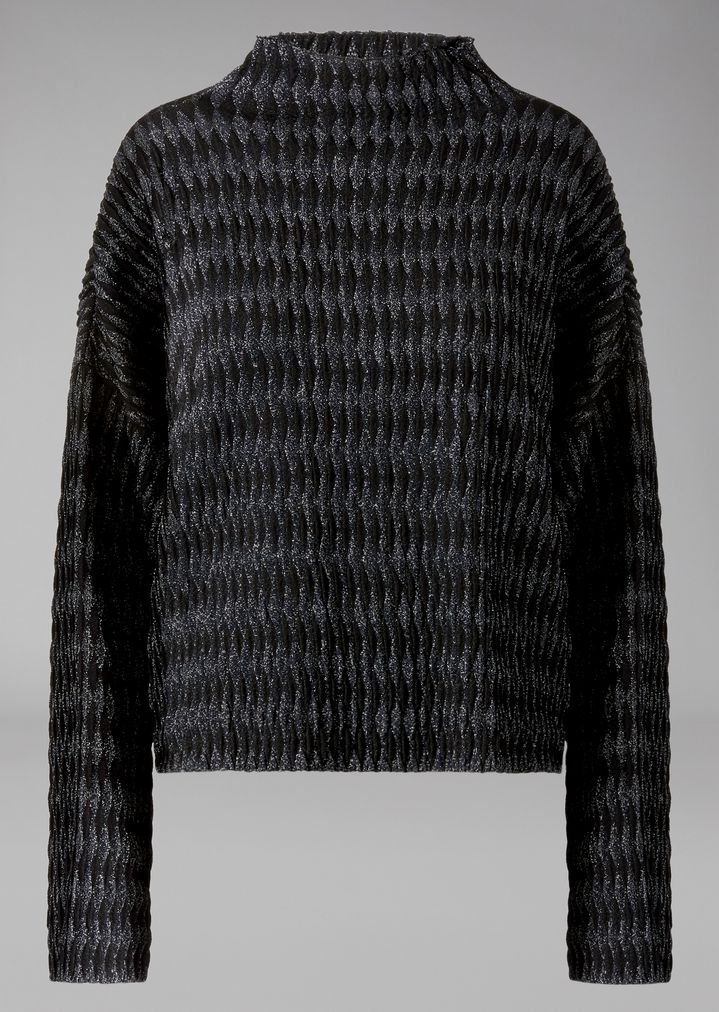 KNITWEAR - Jumpers Giorgio Armani Discount Low Cost MPMyw1ZHc