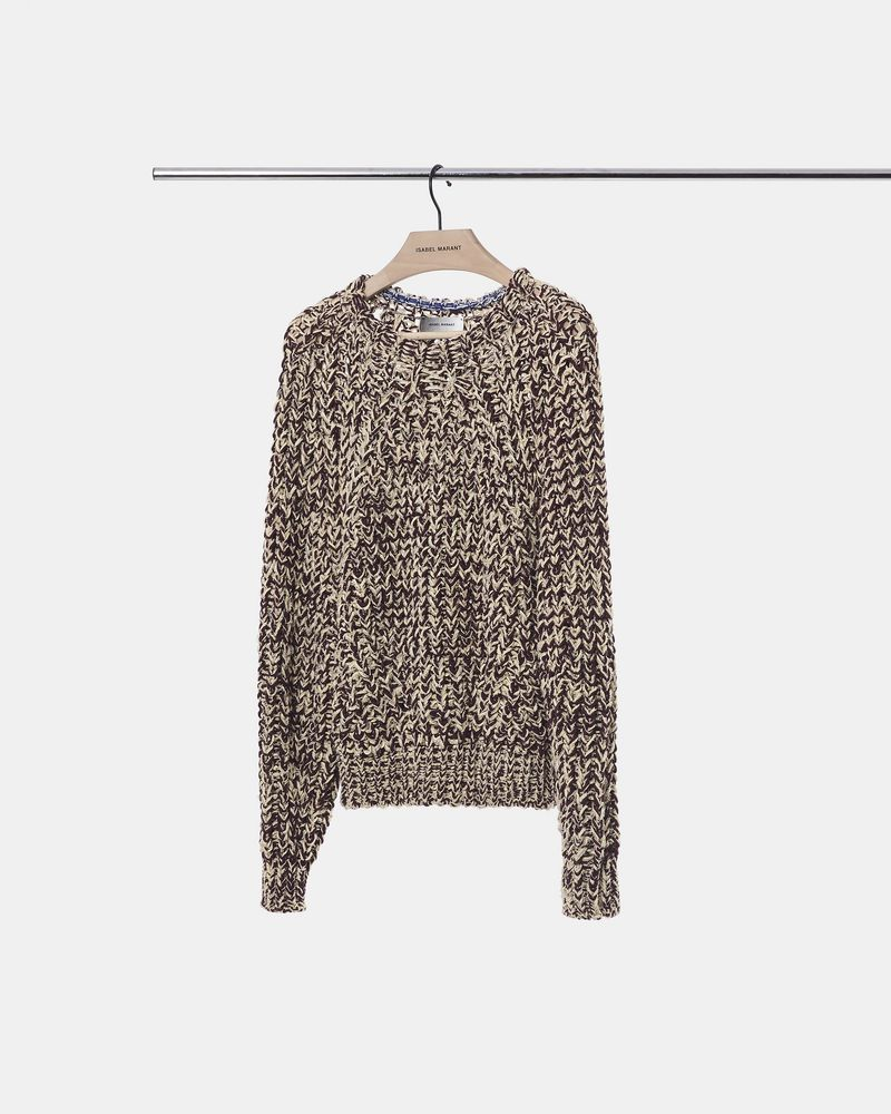 QENJI two colour jumper ISABEL MARANT