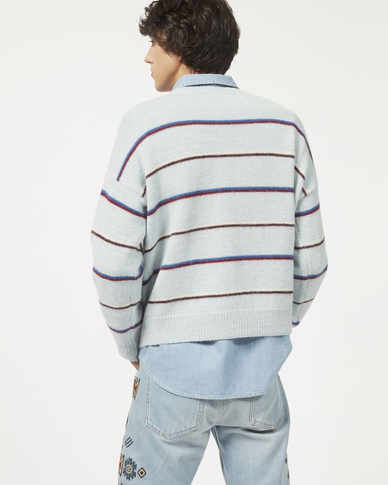 OBLI striped sweater ISABEL MARANT