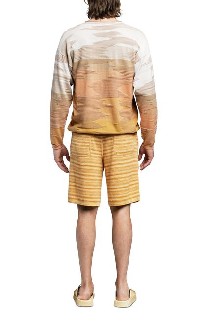 MISSONI Crew-neck Sand Man - Front