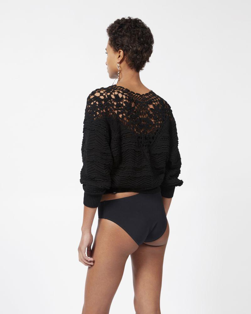 CAMDEN crochet jumper  ISABEL MARANT
