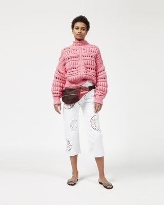 ZOE knit jumper