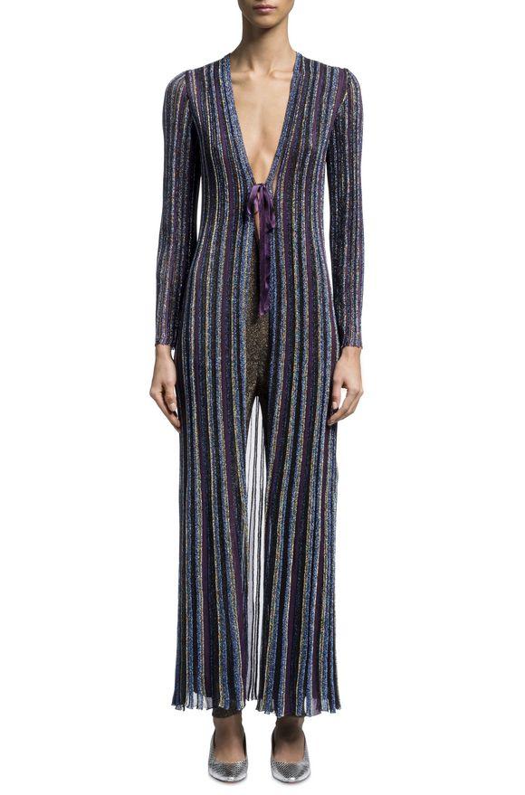 MISSONI Long cardigan  Woman