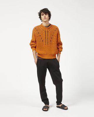 ZARREN oversize jumper