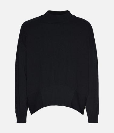 Y-3 Tech Wool Sweater
