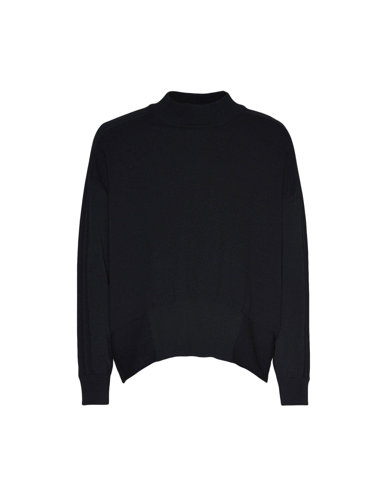 Y-3 Y-3 Tech Wool Sweater Long sleeve jumper Man f