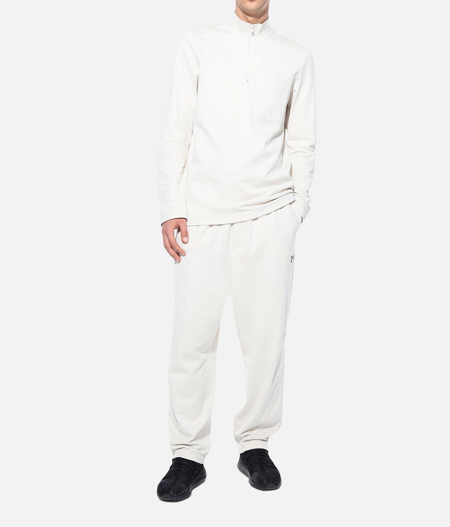Y-3 Y-3 Sashiko Sweater Zipped jumper Man a