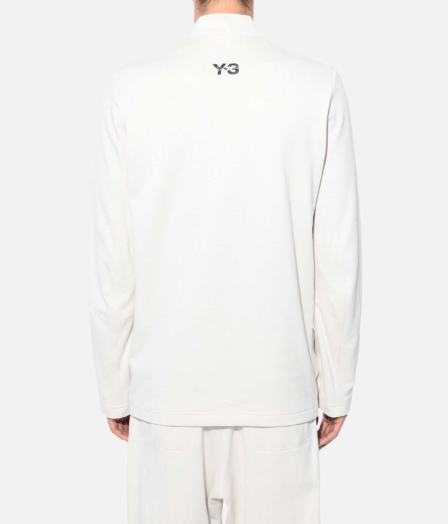Y-3 Y-3 Sashiko Sweater Zipped jumper Man d