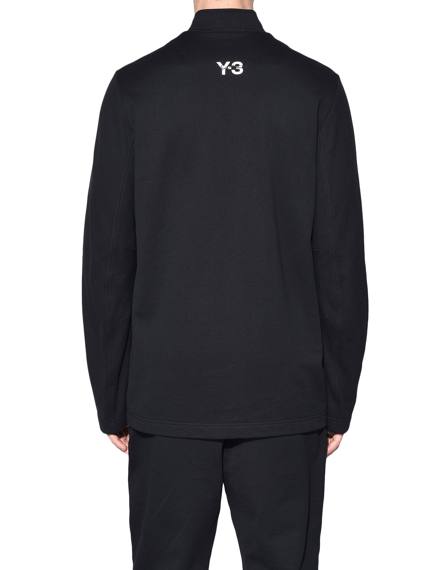 Y-3 Y-3 Sashiko Sweater Zipped jumper Man d