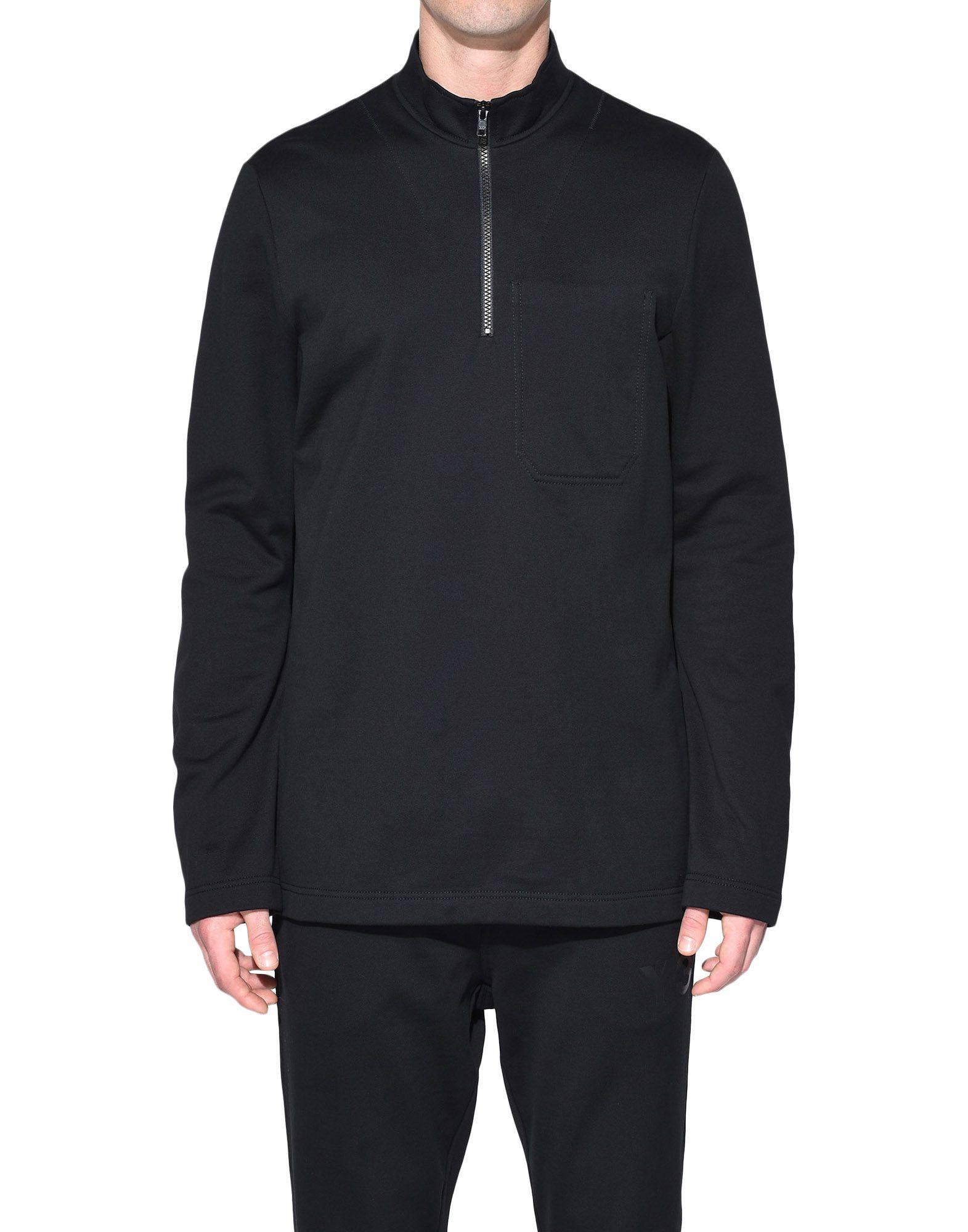 Y-3 Y-3 Sashiko Sweater Sweatshirt mit Zipp Herren r