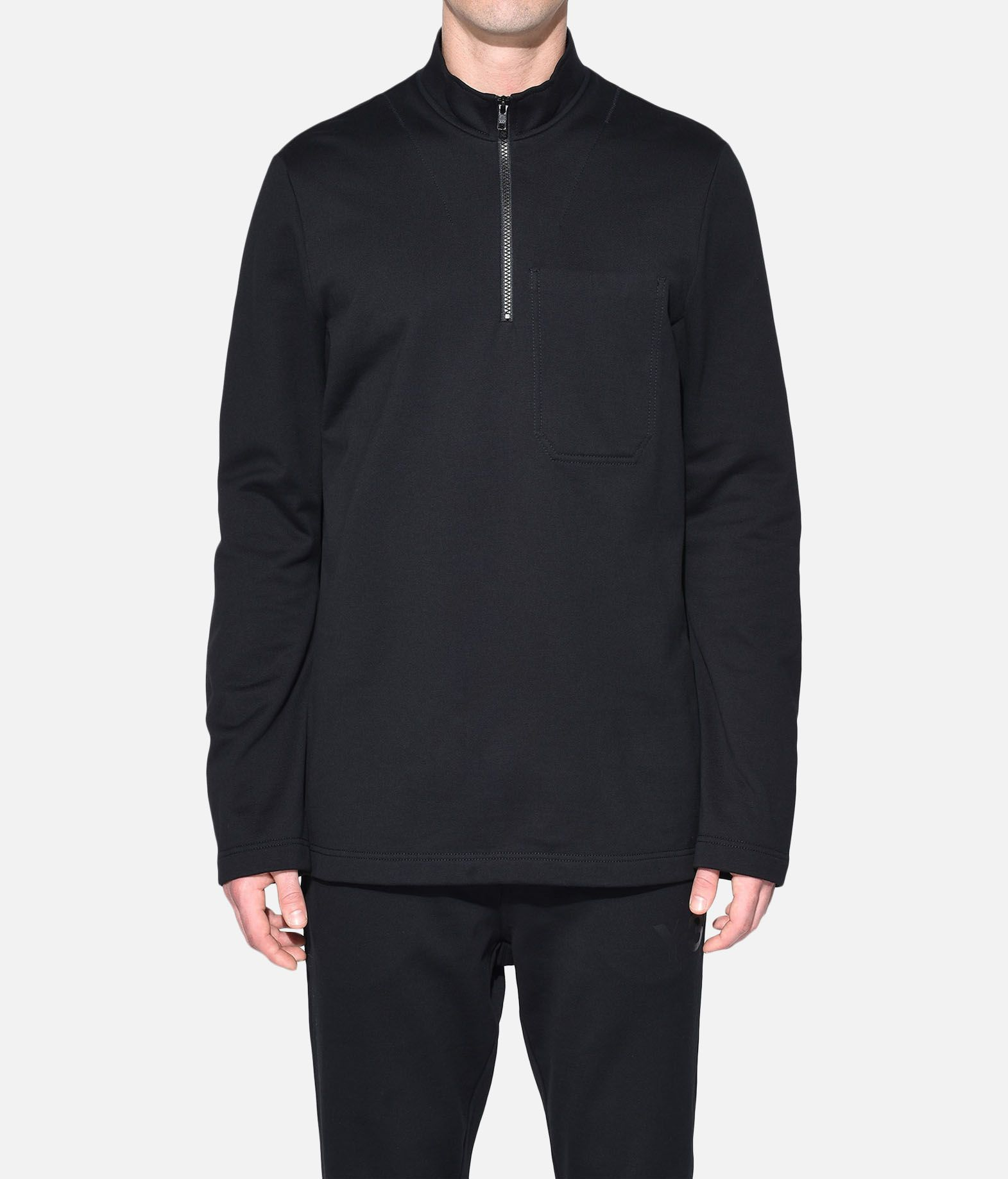 Y-3 Y-3 Sashiko Sweater Zipped jumper Man r