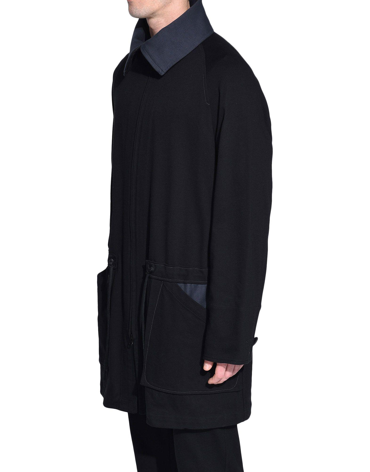 Y-3 Y-3 Long Utility Sweater Sweatshirt mit Zipp Herren e