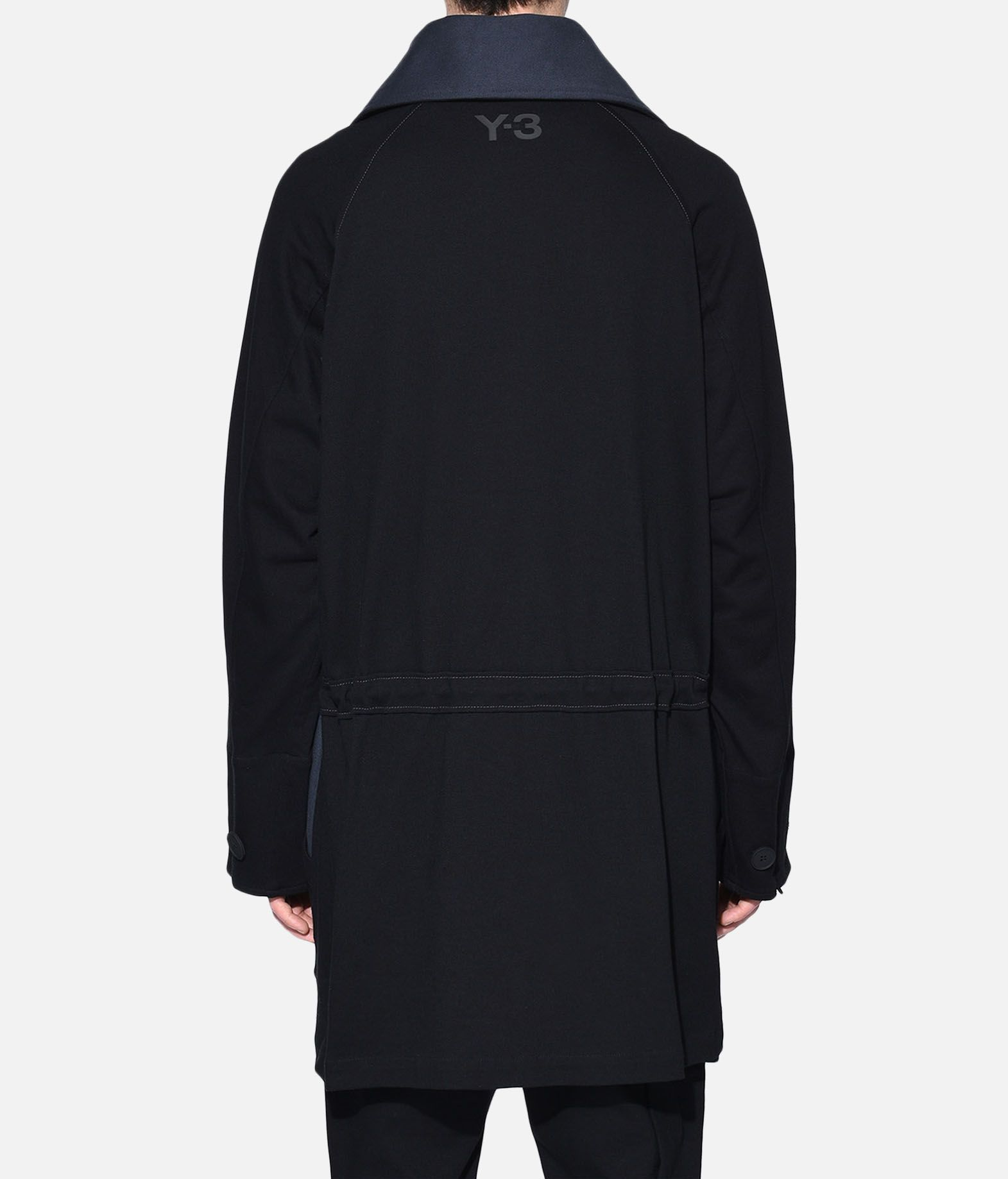 Y-3 Y-3 Long Utility Sweater Zipped jumper Man d