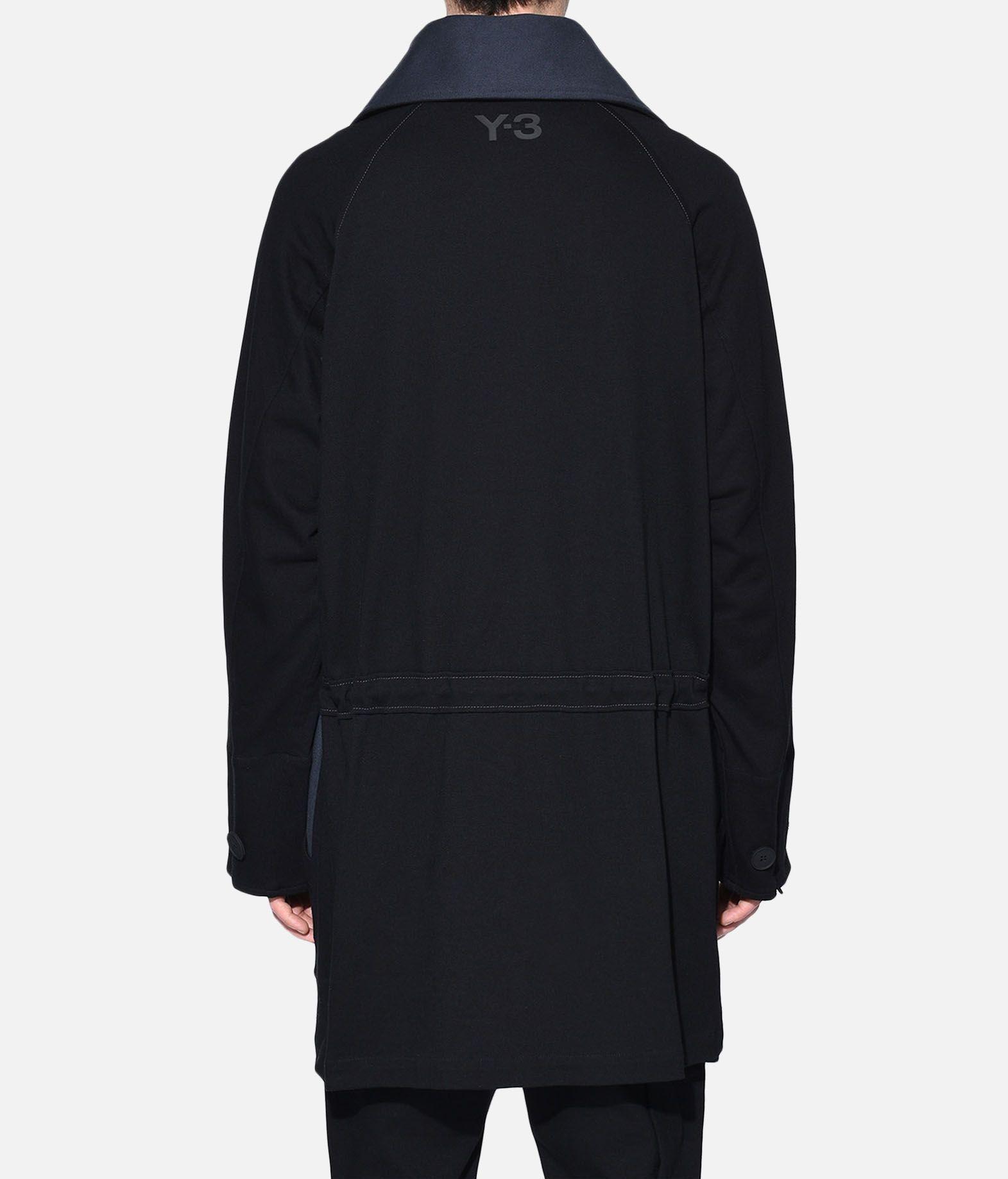 Y-3 Y-3 Long Utility Sweater スウェットブルゾン メンズ d