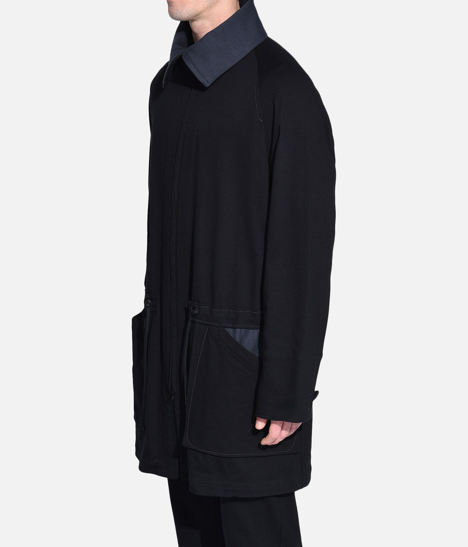 Y-3 Y-3 Long Utility Sweater Zipped jumper Man e