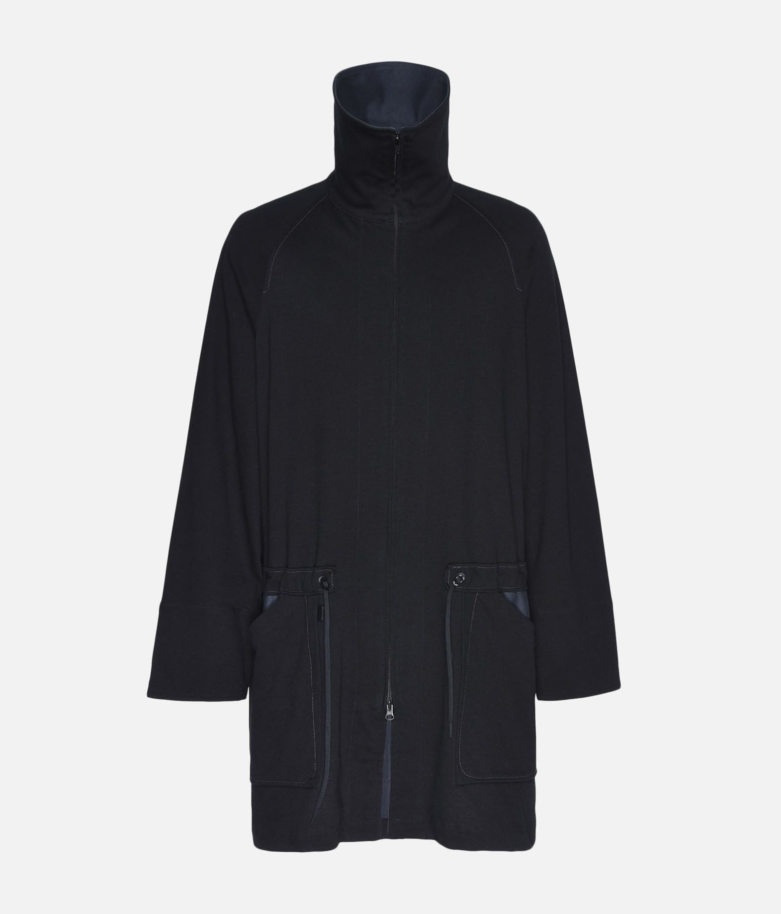 Y-3 Y-3 Long Utility Sweater Zipped jumper Man f