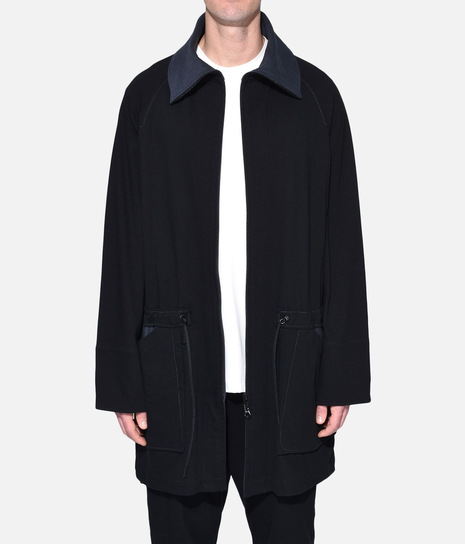 Y-3 Y-3 Long Utility Sweater Zipped jumper Man r