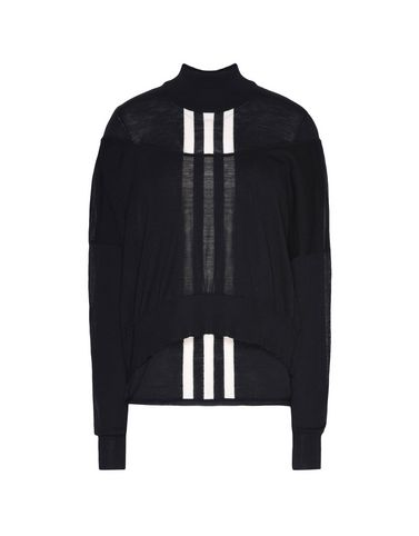 Y-3 Layered Knitted Cropped Sweater