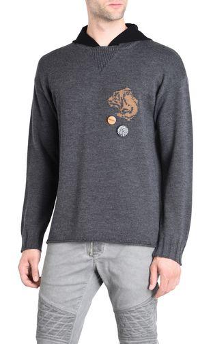 JUST CAVALLI Crewneck sweater Man f