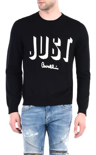 JUST CAVALLI Sweatshirt [*** pickupInStoreShippingNotGuaranteed_info ***] JustJust sweatshirt f