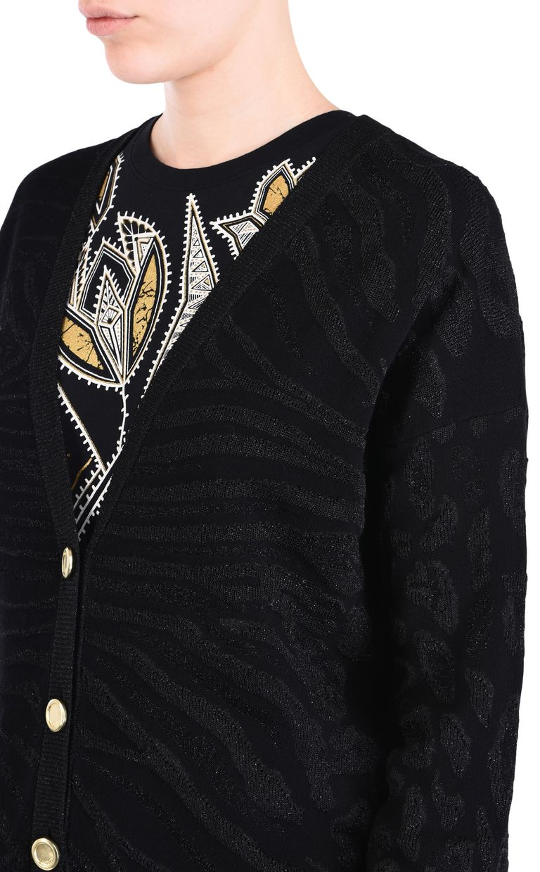 JUST CAVALLI Long cardigan Cardigan [*** pickupInStoreShipping_info ***] e