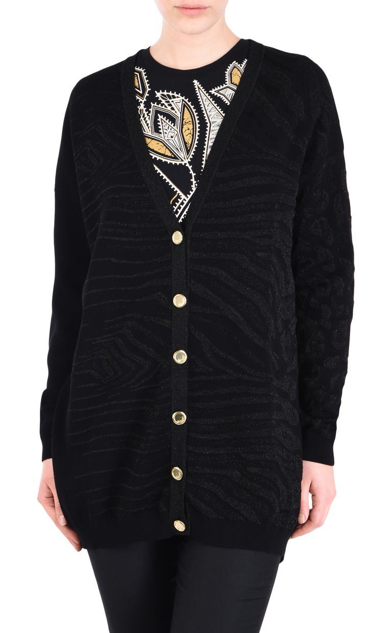JUST CAVALLI Long cardigan Cardigan [*** pickupInStoreShipping_info ***] f