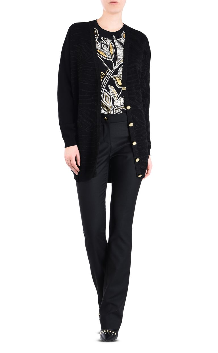 JUST CAVALLI Long cardigan Cardigan [*** pickupInStoreShipping_info ***] r