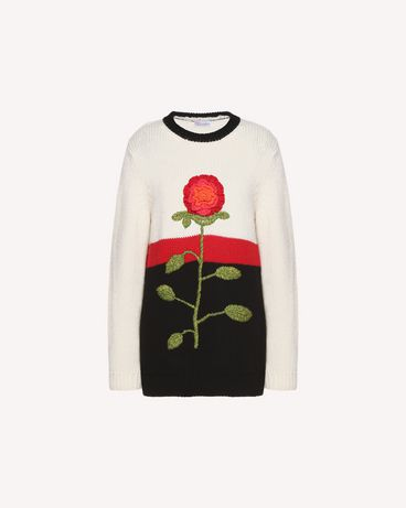 REDValentino QR3KC1B93VR VH0 Knit Sweater Woman a