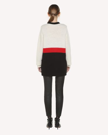 REDValentino QR3KC1B93VR VH0 Knit Sweater Woman r