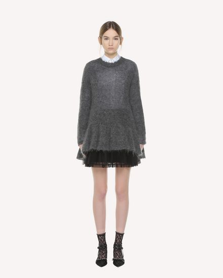 REDValentino Knit Sweater Woman QR3KC1993VJ 113 f